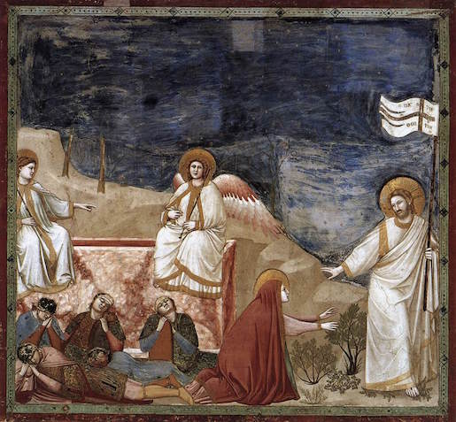 Giotto, The Resurrection
