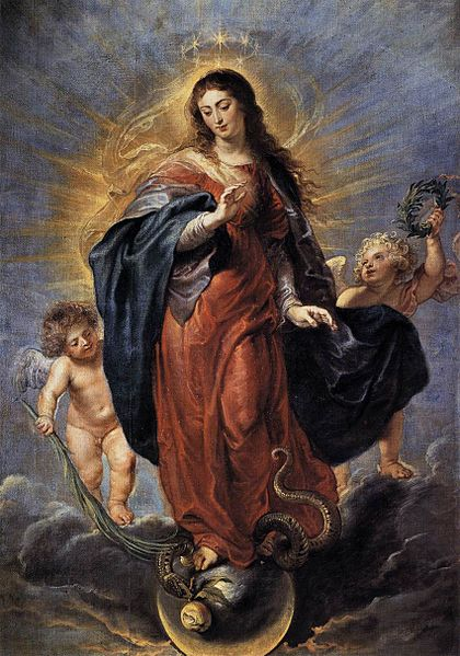 Peter Paul Rubens - Immaculate Conception
