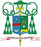 Bishop Loverde Coat of Arms